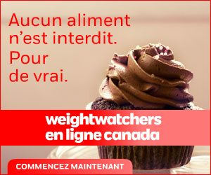 weight watchers en ligne canada